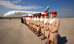 У Emirates скидки на полеты из Москвы в Дубай в январе