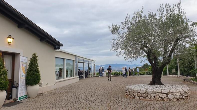 Lazio Prezioso 2021 Ежегодная дегустация винных изысков региона Лацио вернулась в Рим.