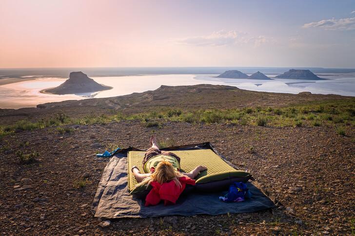 Что взять с собой в поход с палатками