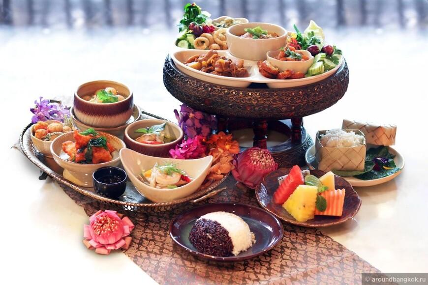 7 правил королевской тайской кухни