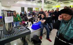 Кражи ноутбуков в аэропорту стали чаще