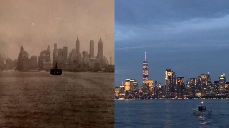 13 фотосравнений известных мест: какими они были сто лет назад и как выглядят сейчас