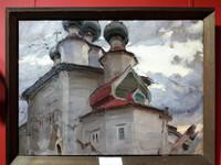 Русское искусство в Пермской галерее