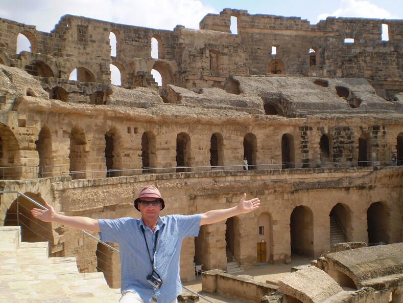 7 чудес света. Колизей