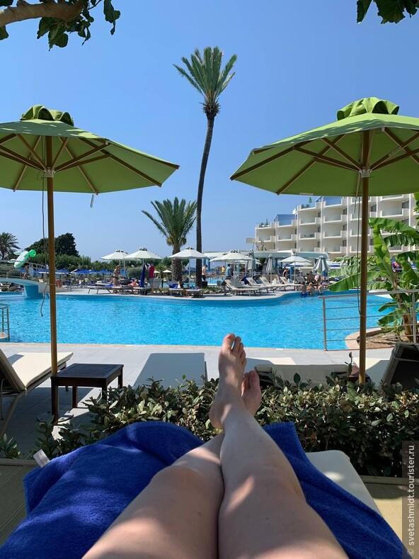 Взрослый отпуск в городском резорте Atrium Platinum у города Родос