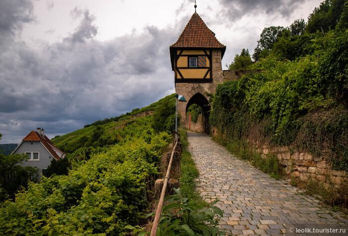 Галочки и крестики Баден-Вюртемберга. Начало