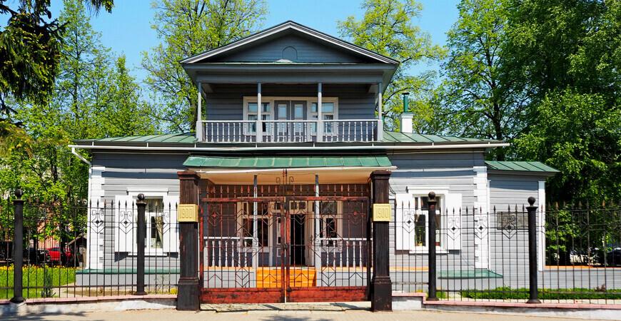 Дом-музей Ленина в Уфе