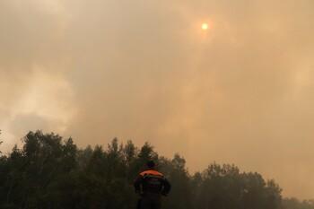 Аэропорт Якутска приостановил работу из-за пожаров