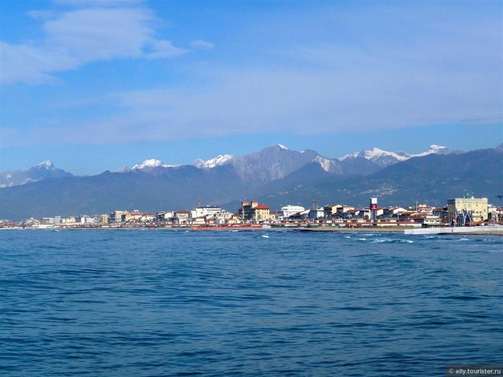 I prezzi per gli appartamenti a Viareggio, vicino al mare