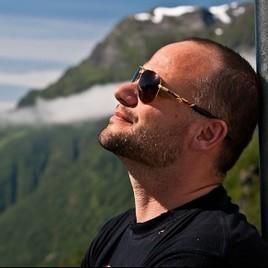 Турист Виктор Башкир (vibas)
