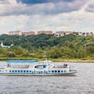 Горьковское водохранилище (Горьковское море)