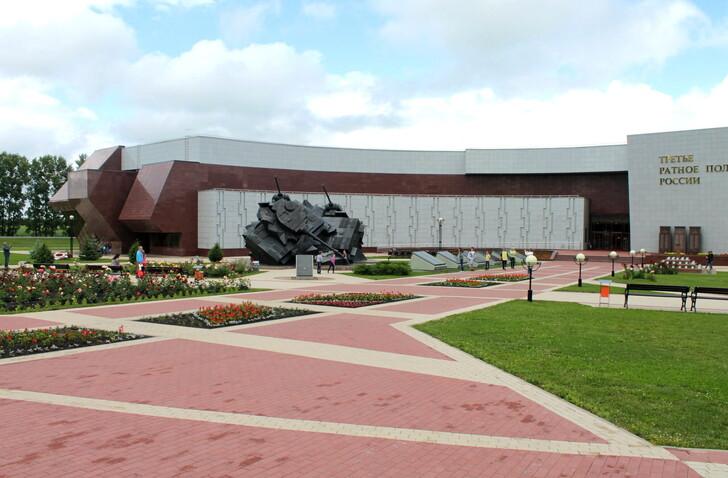 Музей «Третье ратное поле» в Прохоровке