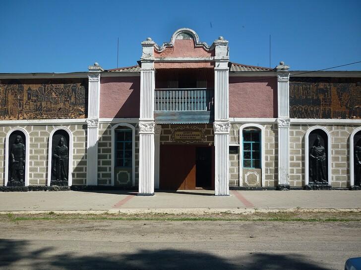 Центр культуры и ремесел в Купино