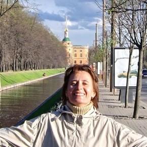 Турист Алла Шабалина (ala)