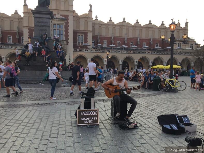 Краков самый красивый город Польши