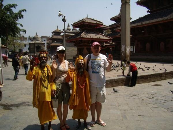 Зачарованный Непал или самое яркое путешествие