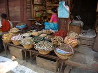 Яркие краски долины Катманду.