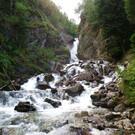 Водопад на реке Белой