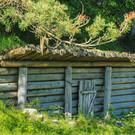 Мемориал защитникам Кавказа на поляне Таулу