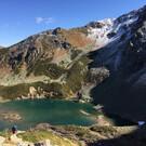 Озеро Айматлы-Джагалы-Кель