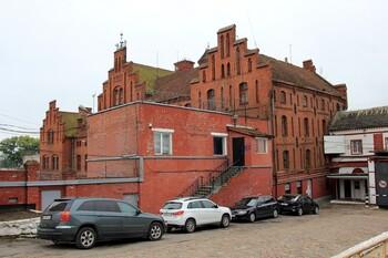 Замок Тапиау под Калининградом вскоре откроется для туристов