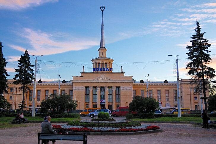 Онлайн-камеры Петрозаводска