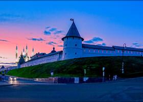 Фотопрогулка по центру Казани