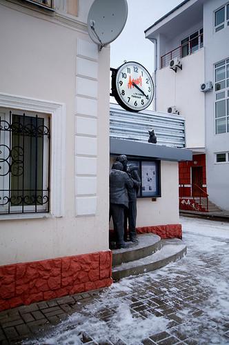 Новогодние каникулы в Ярославле