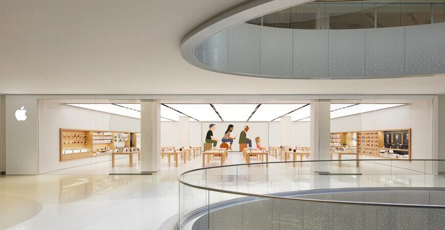 Фирменный магазин Apple Beverly Center