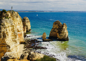 Фантазии Природы на берегах португальской Атлантики