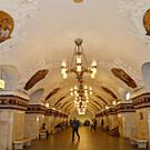 Метро Киевская в Москве