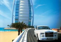 Продовольственный скандал в отеле Burj Al Arab