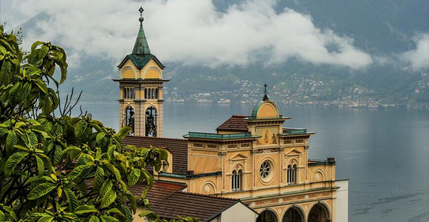 Церковь Мадонна-дель-Сассо