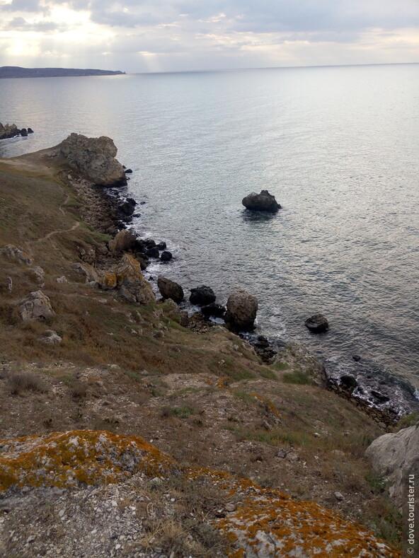 Село Золотое Восточный Крым