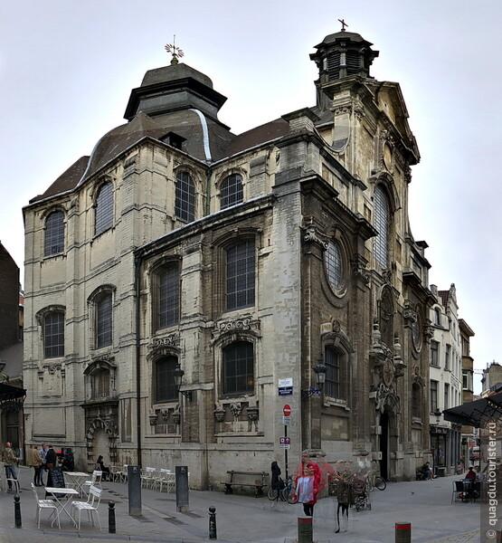 Коллекция брюссельских витражей