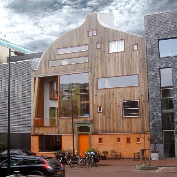 25 домов-уродцев родом из Нидерландов: тот случай, когда люди заходят слишком далеко в своей креативности