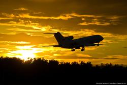 Пилот Boeing 757 умер прямо во время перелета из Тайланда в Россию