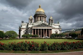 Санкт-Петербург стал лучшим туристическим городом России