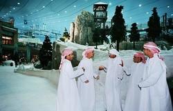 В Дубае аномально холодно