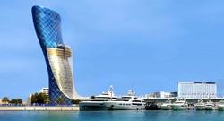 Эмираты: в падающем небоскребе открыли отель