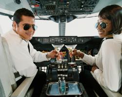 Росавиация отчиталась: пилоты стали меньше пить