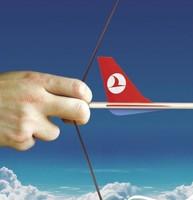 Турецкие рейсы теперь с телевидением и Wi-Fi