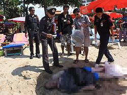 Четверо россиян утонули в Паттайе