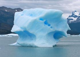 Аргентина. Патагония.  Ледник Перито Морено