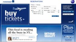 Регистрация пассажиров Finnair будет только самостоятельной