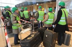 Новый аэропорт в Берлине  тестируют пассажиры - добровольцы