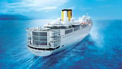 Тотальное невезение Costa Cruises: пожар на лайнере Costa Allegra