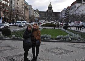 Прага, мои туристы и я