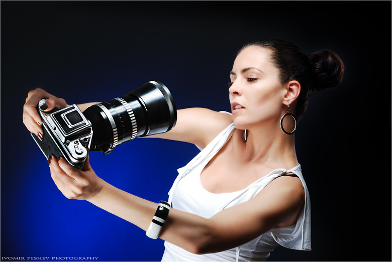 Как я стал профессиональным фотографом