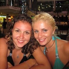 Алена и Аня (happy-thai)